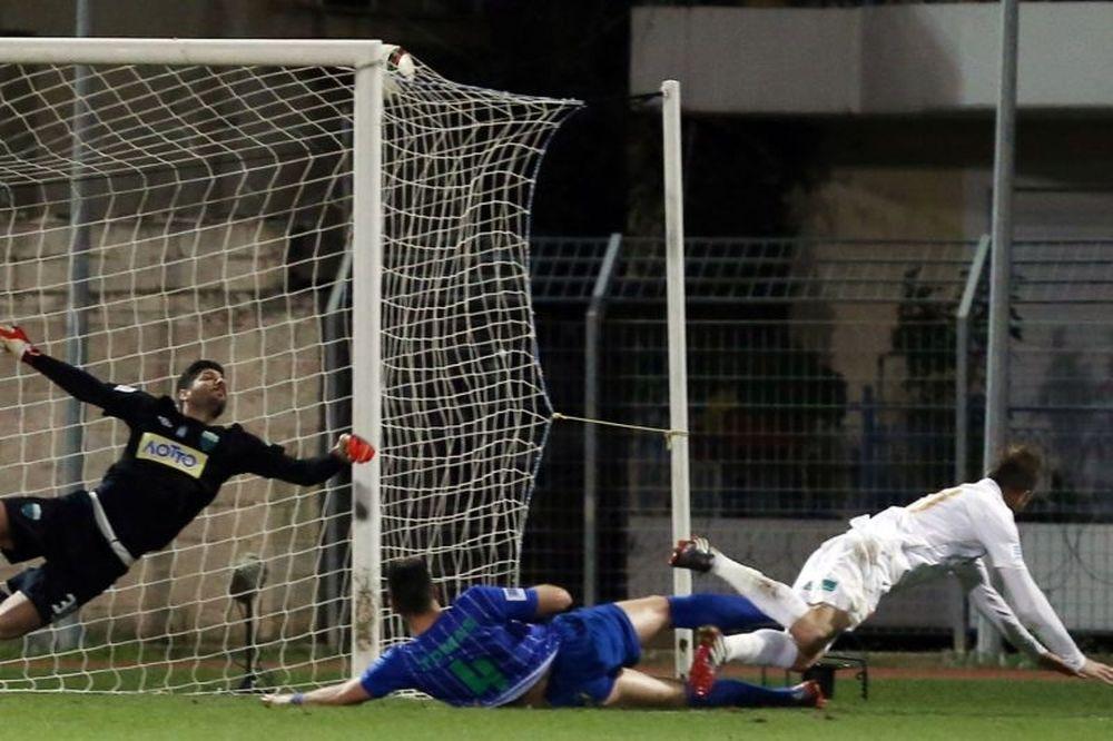 Λεβαδειακός – Skoda Ξάνθη 1-2: Τα γκολ του αγώνα (video)
