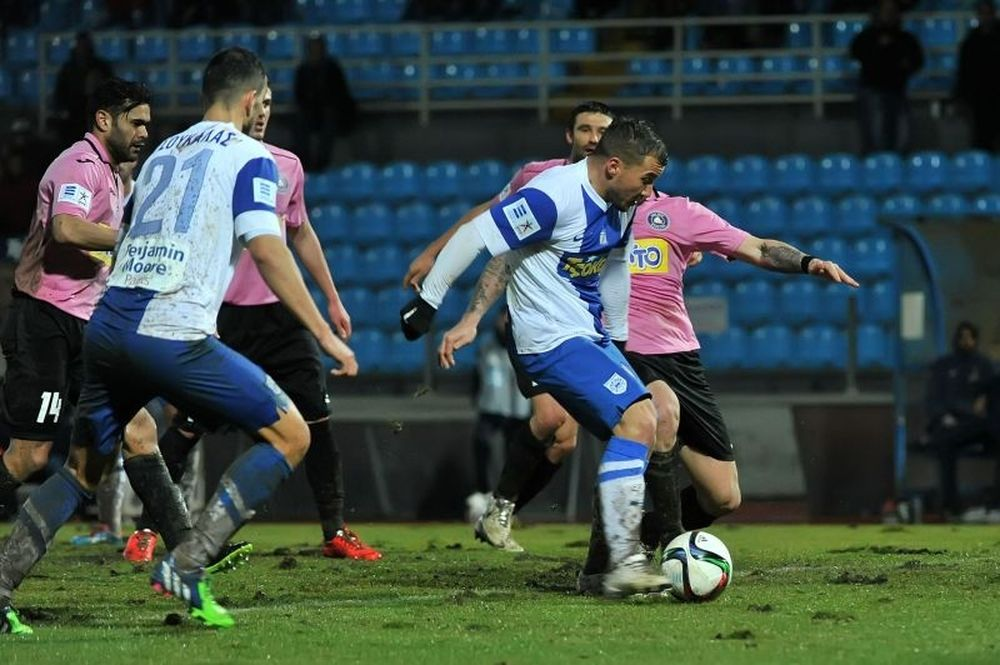 ΠΑΣ Γιάννινα – Κέρκυρα 2-1: Τα γκολ του αγώνα (video)