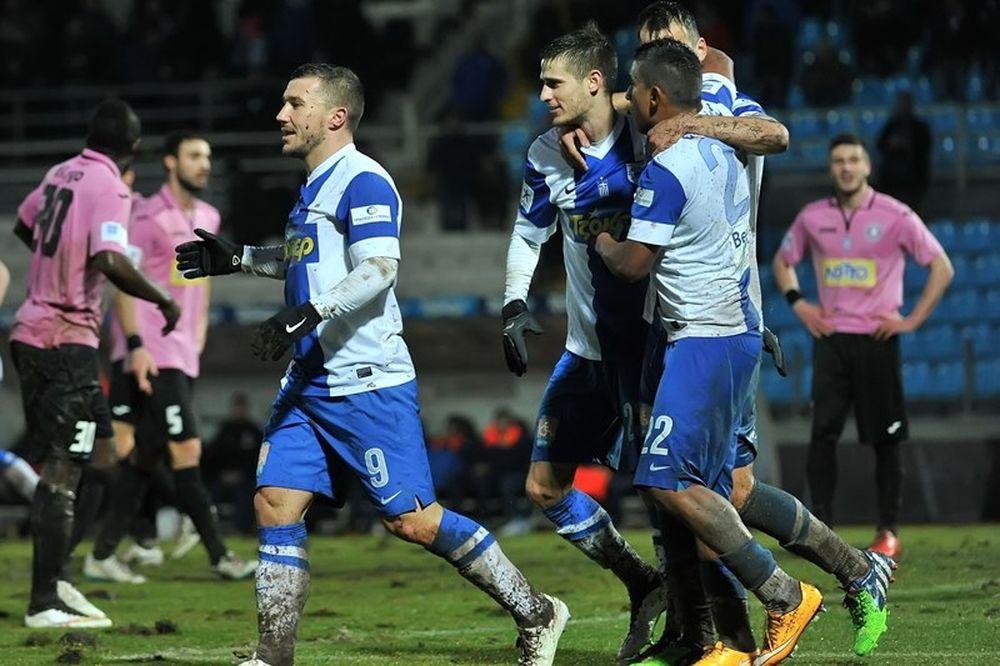 ΠΑΣ Γιάννινα - Κέρκυρα 2-1: Τα γκολ και οι φάσεις του αγώνα (video)