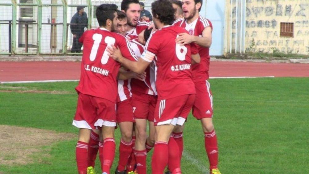 Κοζάνη-Βατανιακός 3-0