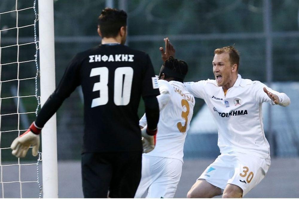 Λεβαδειακός - Skoda Ξάνθη 1-2: Τα γκολ και οι καλύτερες φάσεις (video)