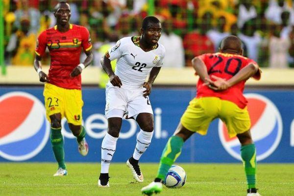 Γκάνα – Γουινέα 3-0 (video)