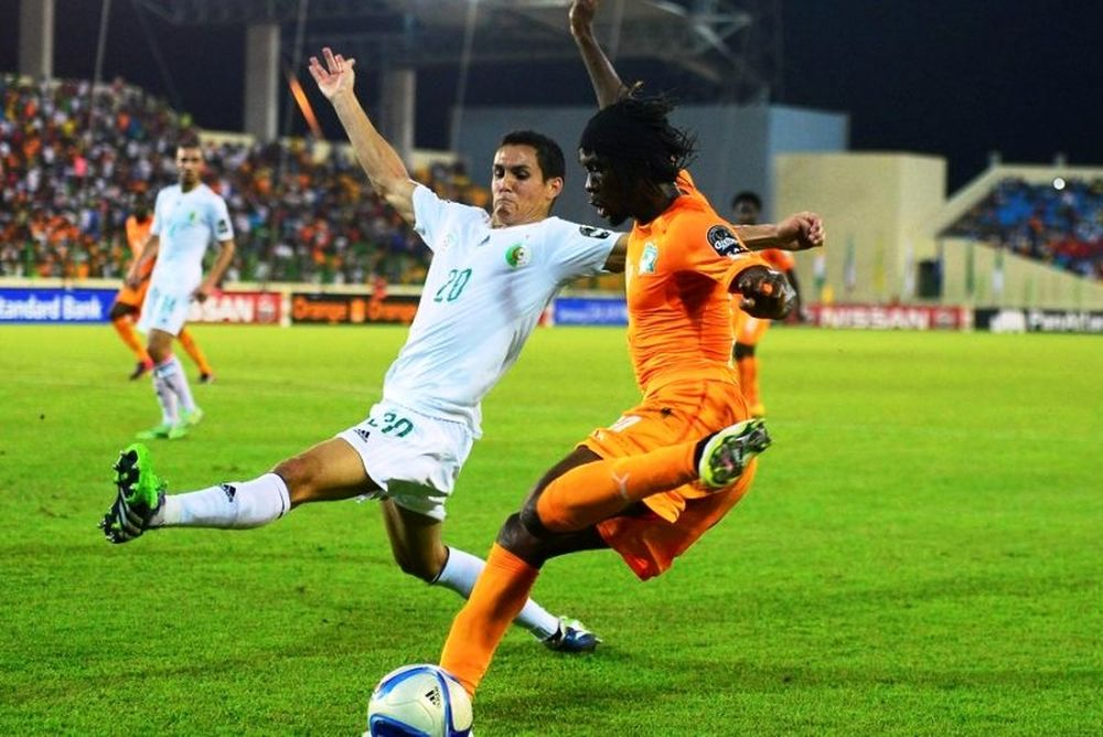 Ακτή Ελεφαντοστού – Αλγερία 3-1 (video)