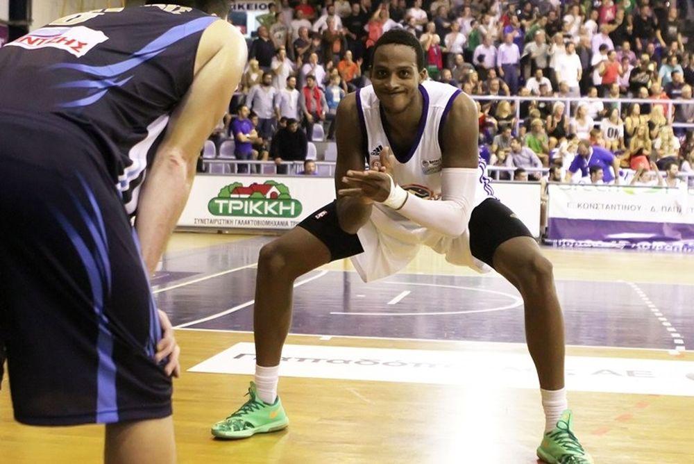 Τρίκαλα BC: MVP ο Κάντζι