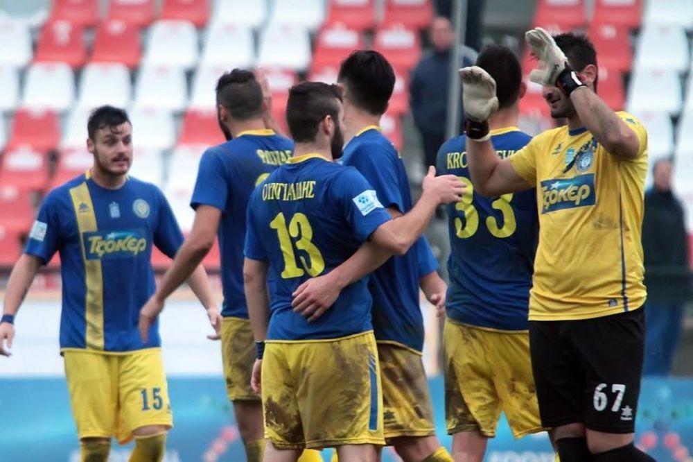Ζάκυνθος - Τύρναβος 2-0