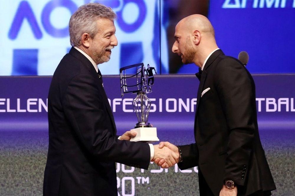 Βραβεία ΠΣΑΠ: Οι καλύτεροι στην Super League (Photos)