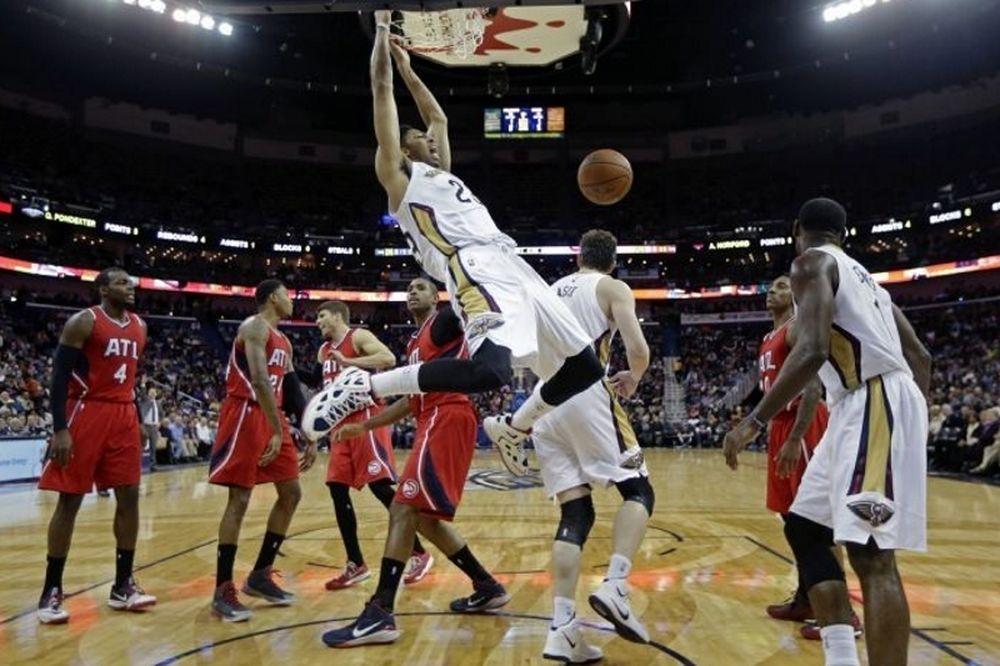 NBA: Τέρμα το σερί των Χοκς, στα 11 εκείνο των Καβαλίερς (video)