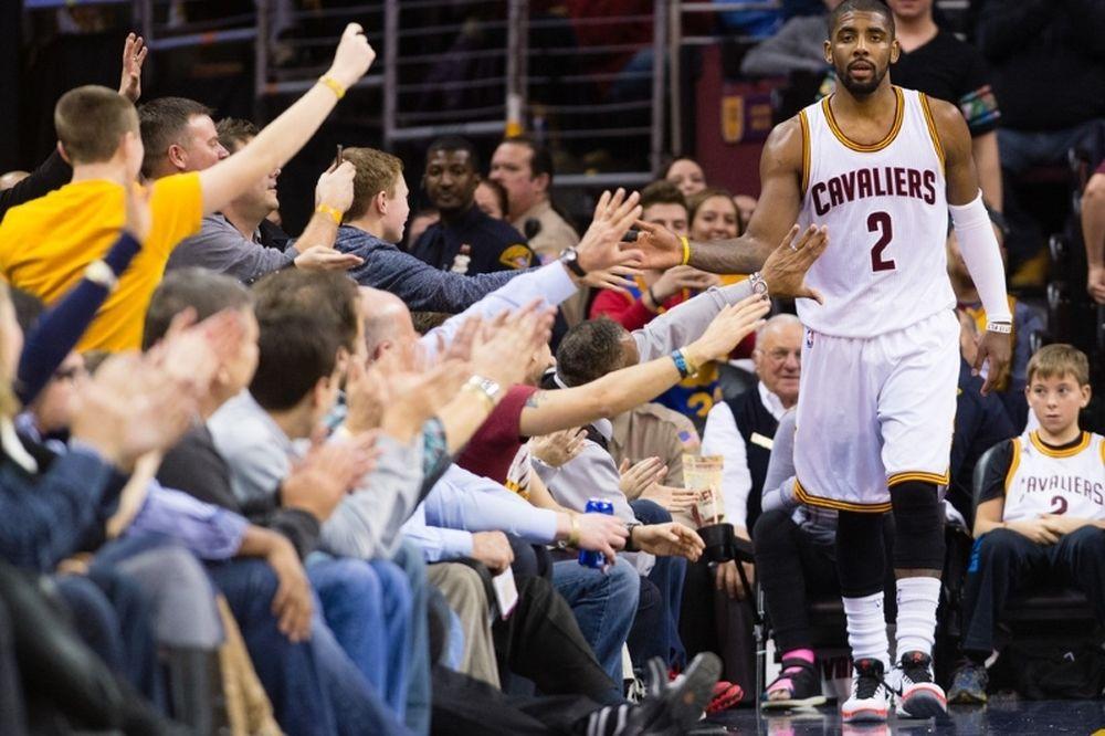 NBA: Κορυφαίοι της εβδομάδας Έρβινγκ και Ράντολφ (videos)
