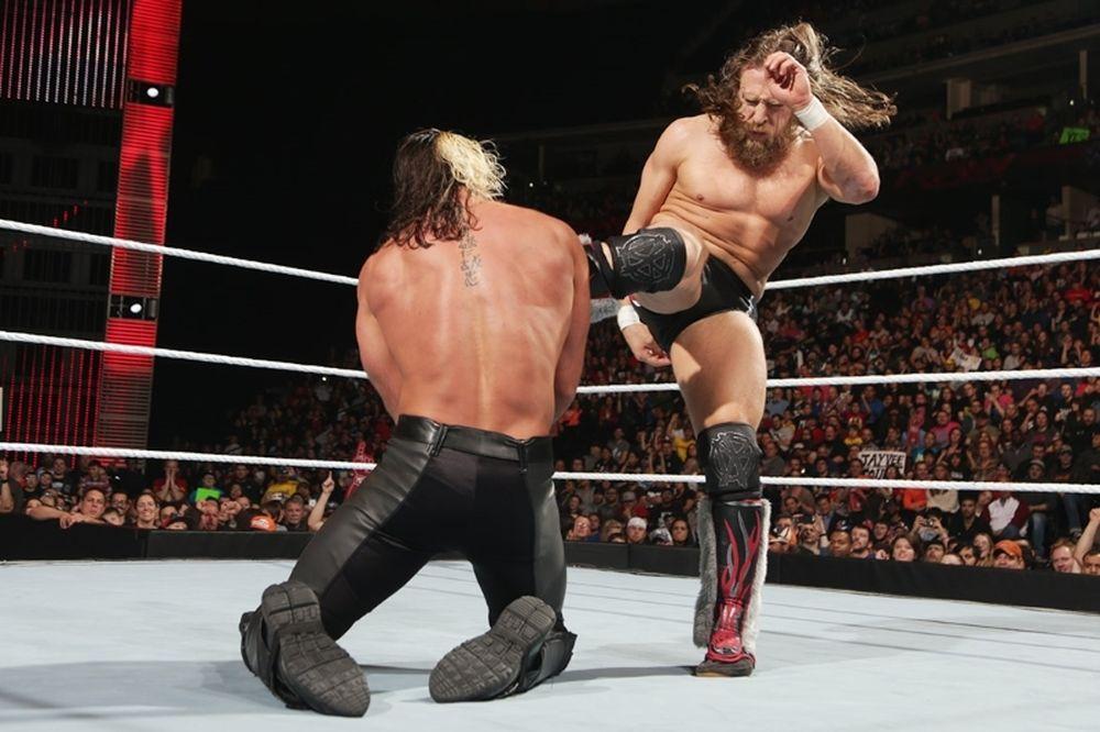 Raw: Άρπαξε την ευκαιρία ο Daniel Bryan (videos+photos)