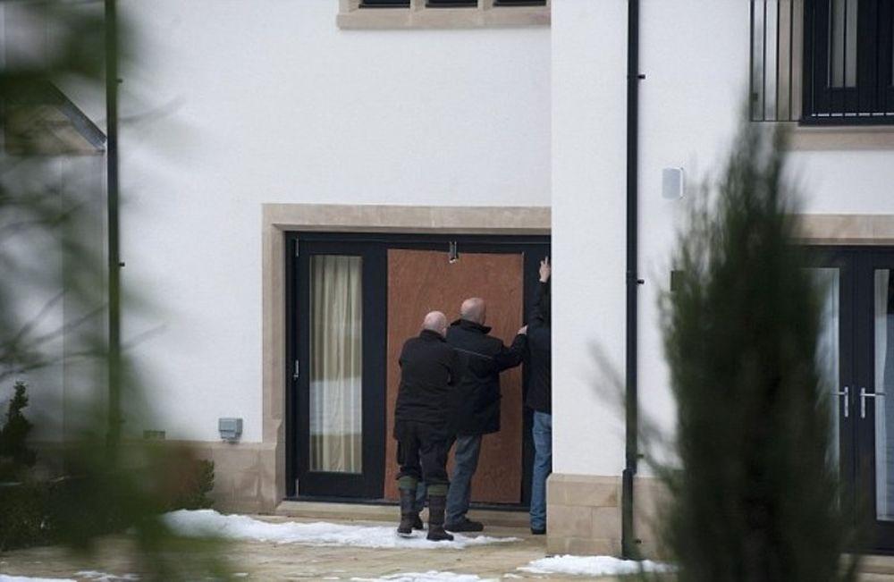 Τρομοκρατημένη από απόπειρα διάρρηξης η οικογένεια Ντι Μαρία (photos)