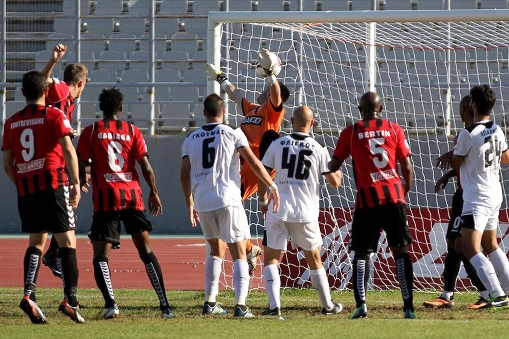 Football League: Πρόστιμο σε Παναχαϊκή