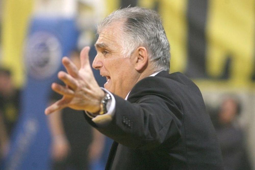 Μαρκόπουλος: «Η νίκη θα ανεβάσει το πρεστίζ μας»