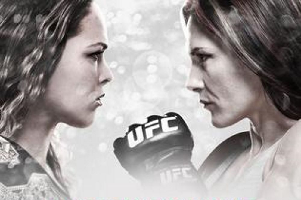 UFC 184: Τέσσερις γυναίκες στην κορυφή