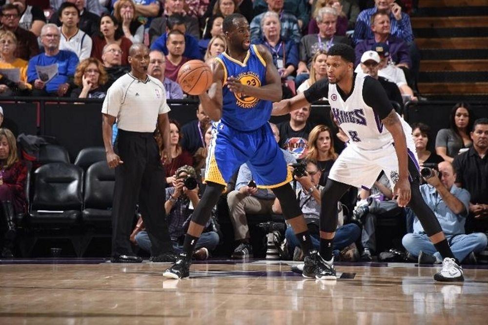 NBA: Κυριαρχία για Ουόριορς στο ντέρμπι με Κινγκς