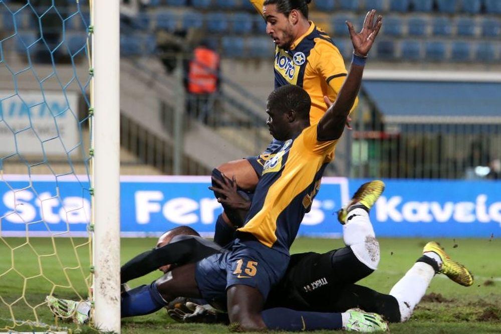 Αστέρας Τρίπολης – Πλατανιάς 1-0: Το γκολ του αγώνα (video)