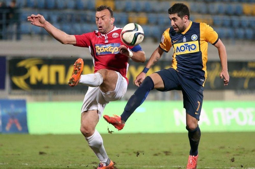 Αστέρας Τρίπολης – Πλατανιάς 1-0: Το γκολ και οι καλύτερες φάσεις (video)