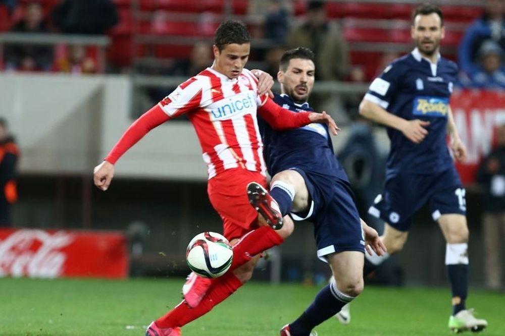 Ολυμπιακός – Ατρόμητος 2-1: Τα γκολ του αγώνα (video)