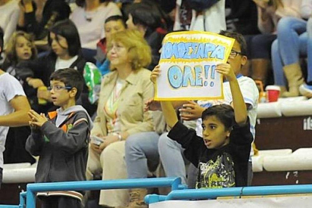 Κολοσσός Ρόδου: Τα εισιτήρια με Ολυμπιακό