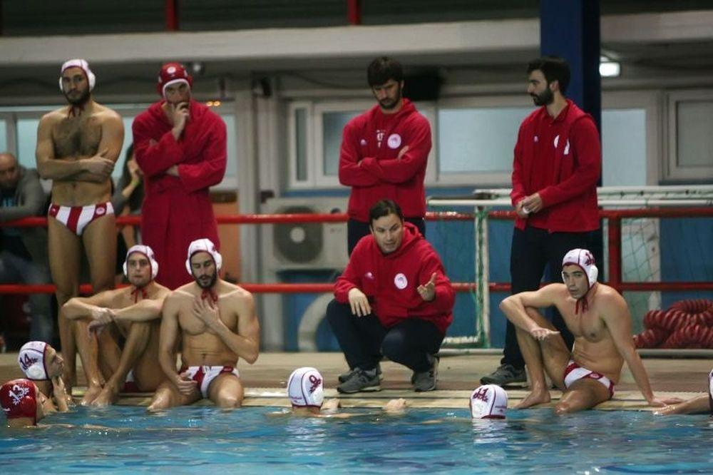 Ολυμπιακός – Παλαιό Φάληρο 21-6 (photos)