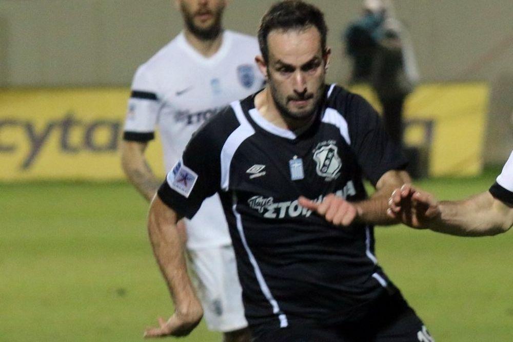 Λαμπρόπουλος: «Δεν νιώσαμε πίεση από τον ΠΑΟΚ»