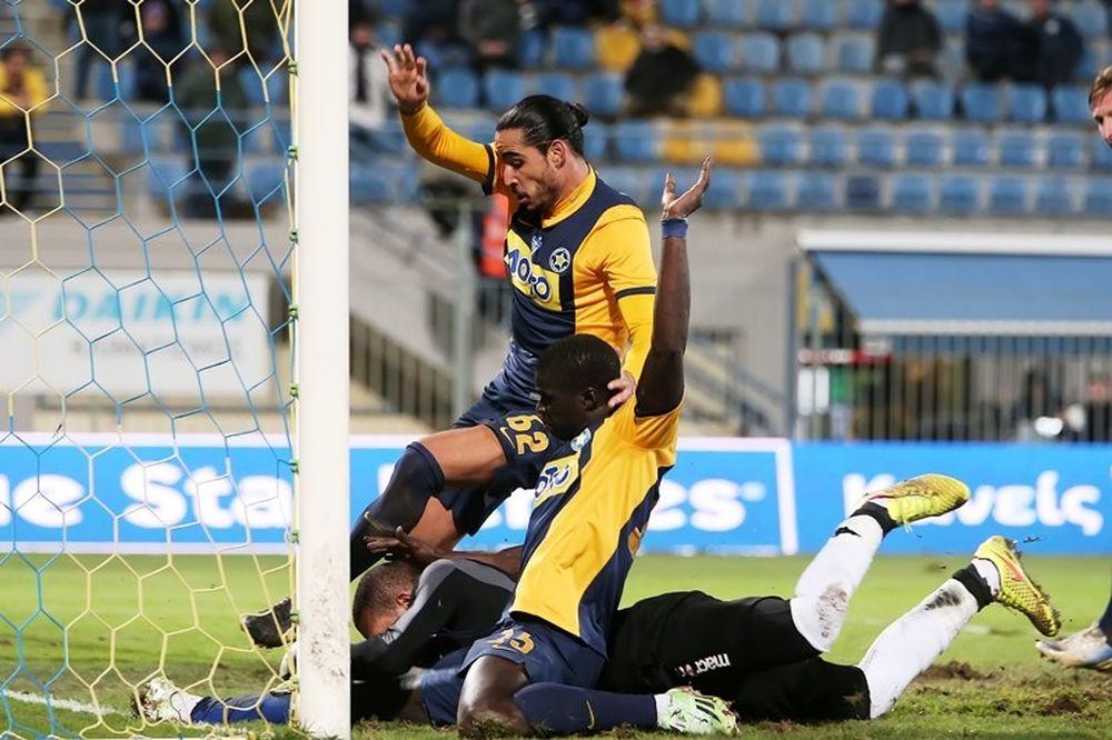 Αστέρας Τρίπολης: Το 60στό γκολ και ο Ιγκλέσιας