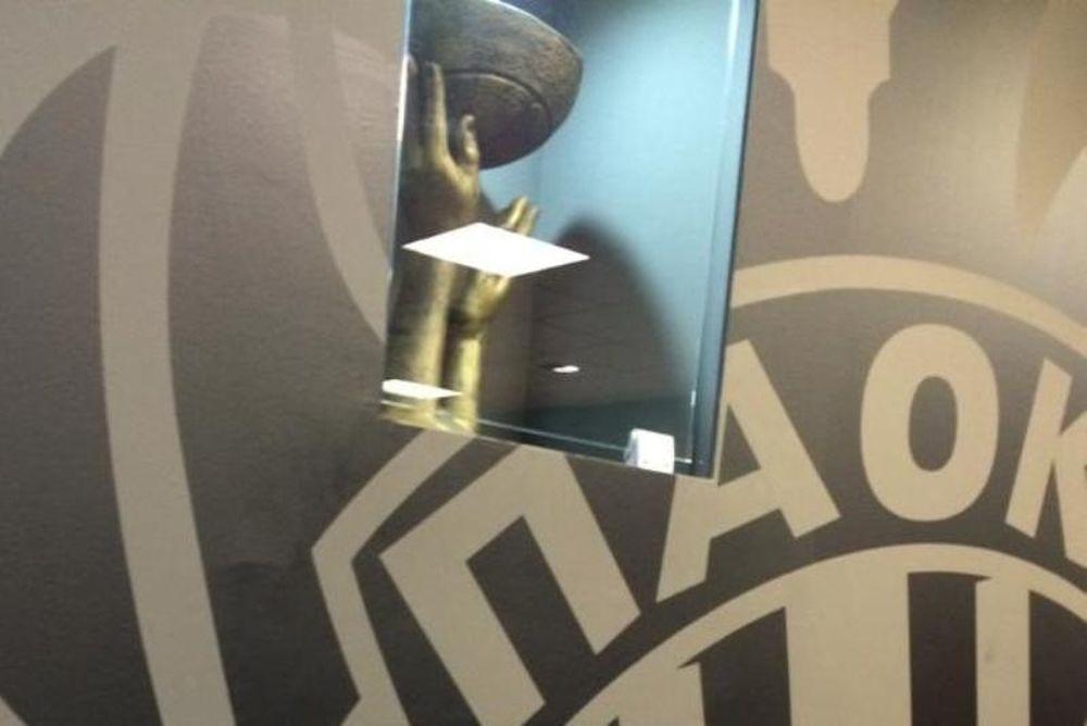 ΠΑΟΚ: Διαμορφώνεται το μουσείο (video+photos)