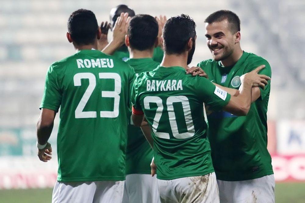 Πανθρακικός - ΑΕΛ Καλλονής 3-2: Τα γκολ και οι καλύτερες φάσεις (video)