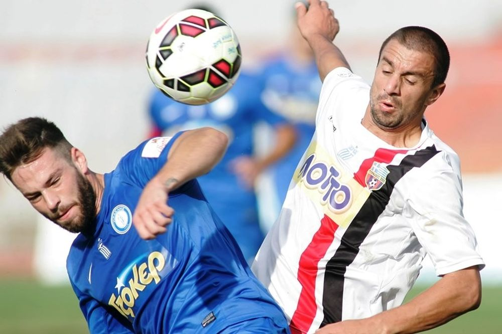 Football League: Η αρχή από το Καυτανζόγλειο