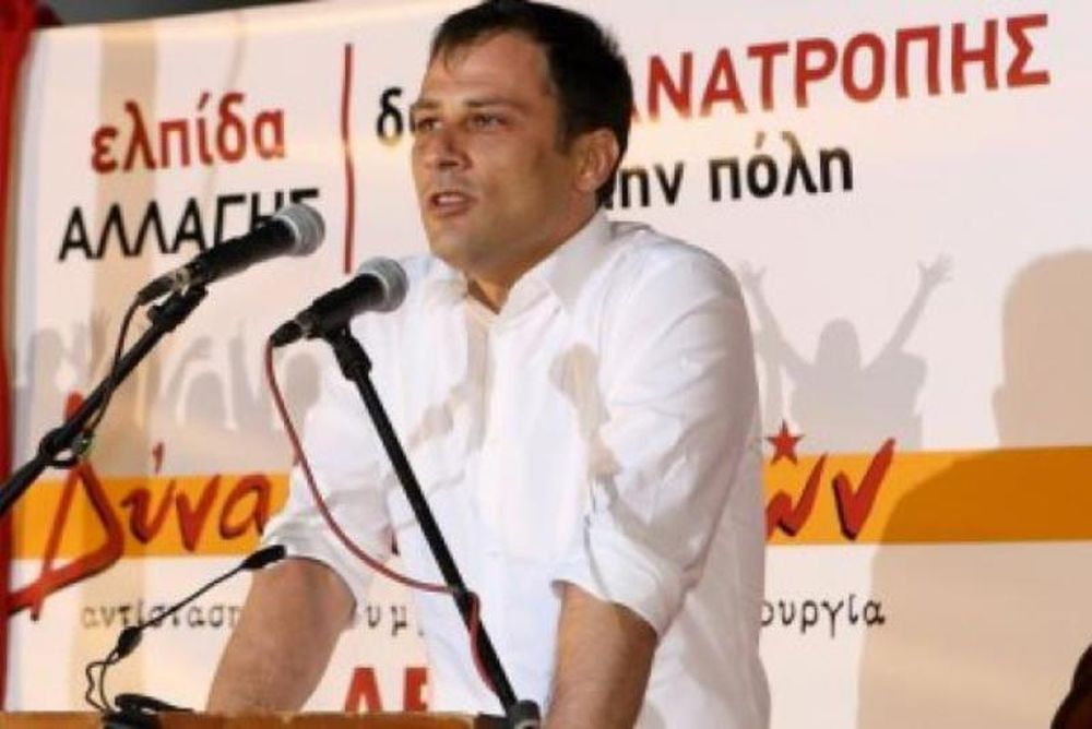 Βασιλόπουλος: «Θα καταθέσουμε πρόταση για το γήπεδο»