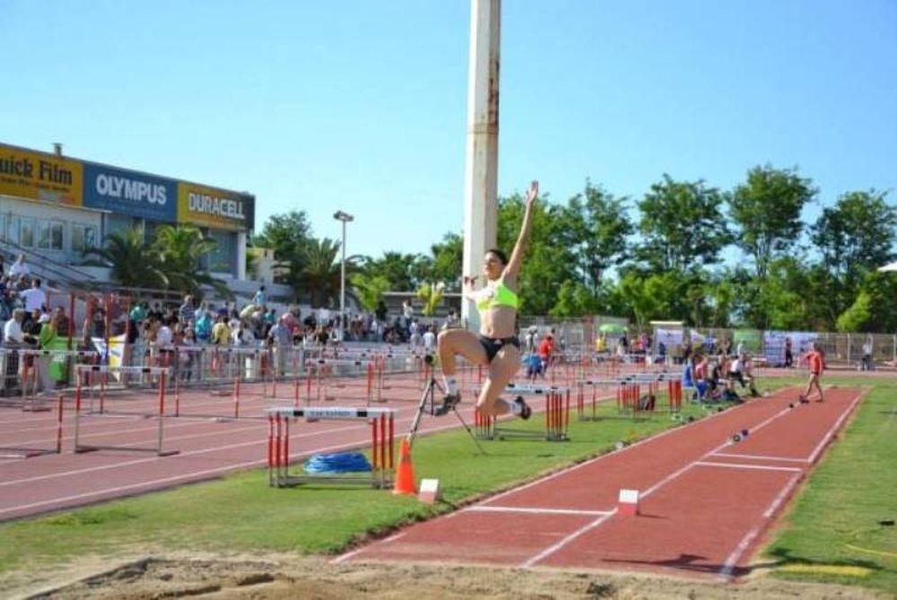 Στίβος: Συνεχίζει στο Πανελλήνιο Πρωτάθλημα η Γαλένη