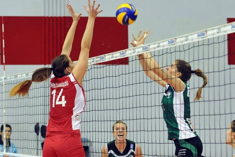 Α1 Βόλεϊ Γυναικών: Το ενδιαφέρον στο Παναθηναϊκός - Ολυμπιακός