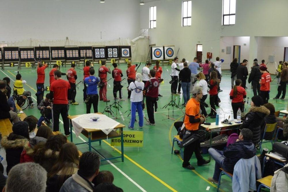 Τοξοβολία: Οι νικητές στο Ολυμπιακό Τόξο στην Πάργα