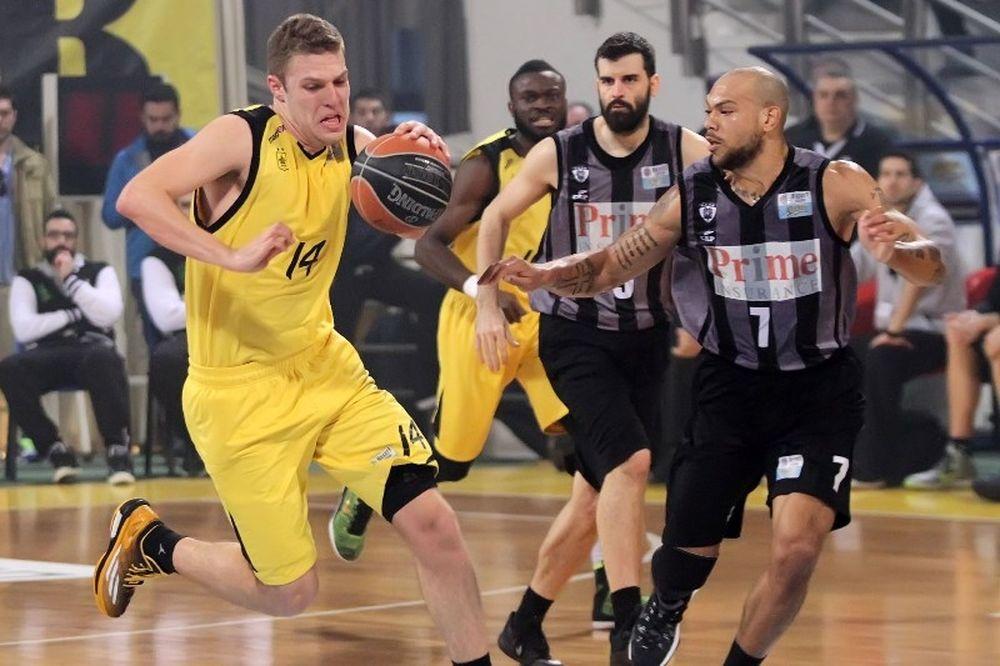 Basket League: Δεσπόζει το ντέρμπι της Θεσσαλονίκης