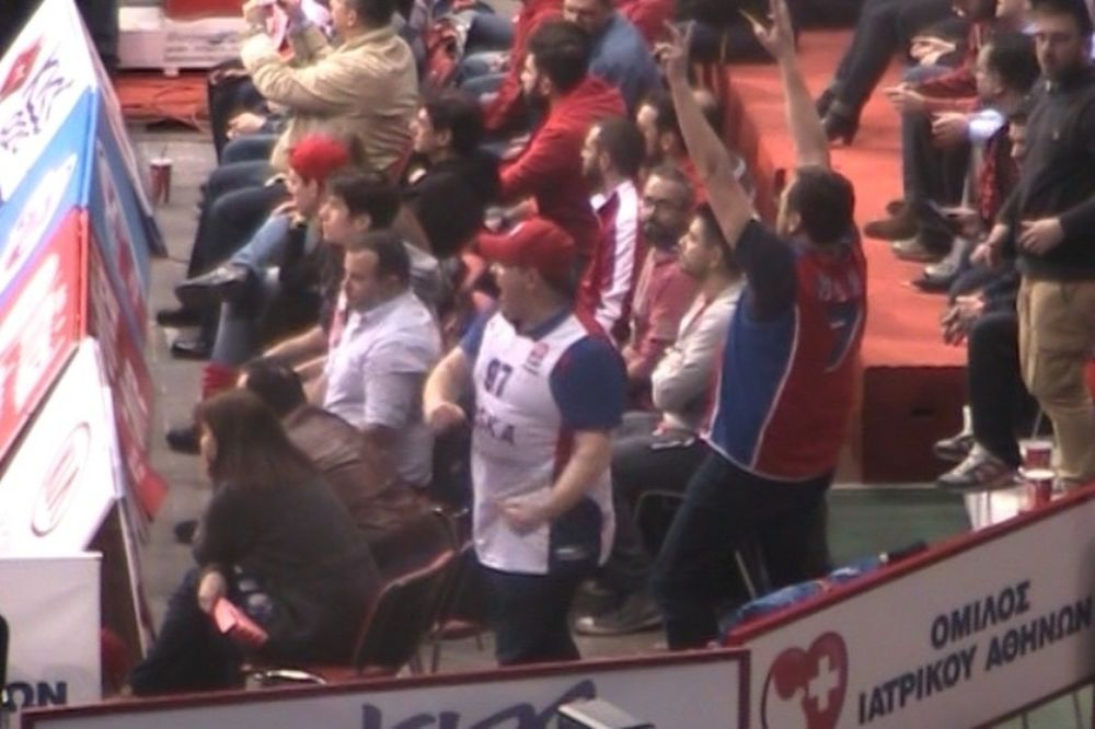 Onports TV: Και Ρώσοι στο ΣΕΦ (video+photo)