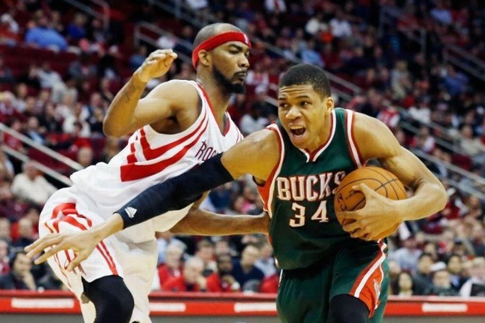 NBA: Νέο ρεκόρ καριέρας για Αντετοκούνμπο (video)