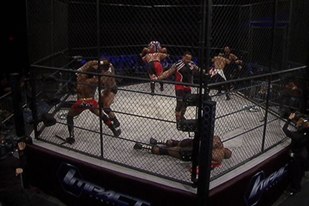 TNA Impact Wrestling: To… φανερό όπλο του Angle (videos)