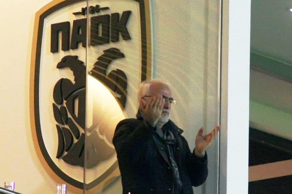 Σαββίδης: «Φτιάξε την εικόνα του ΠΑΟΚ»