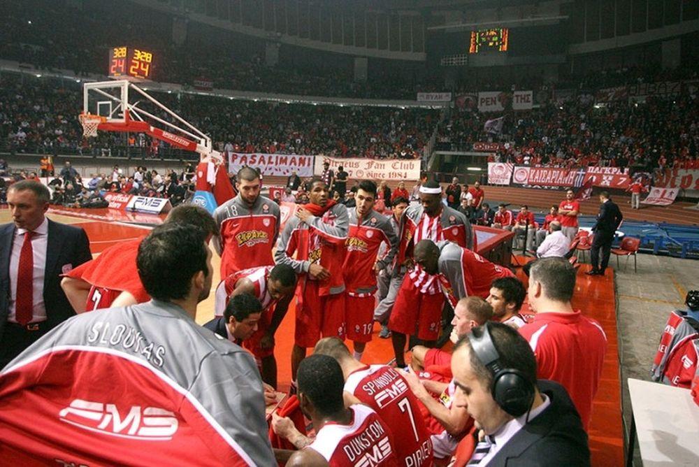 Ολυμπιακός: Από το 2008
