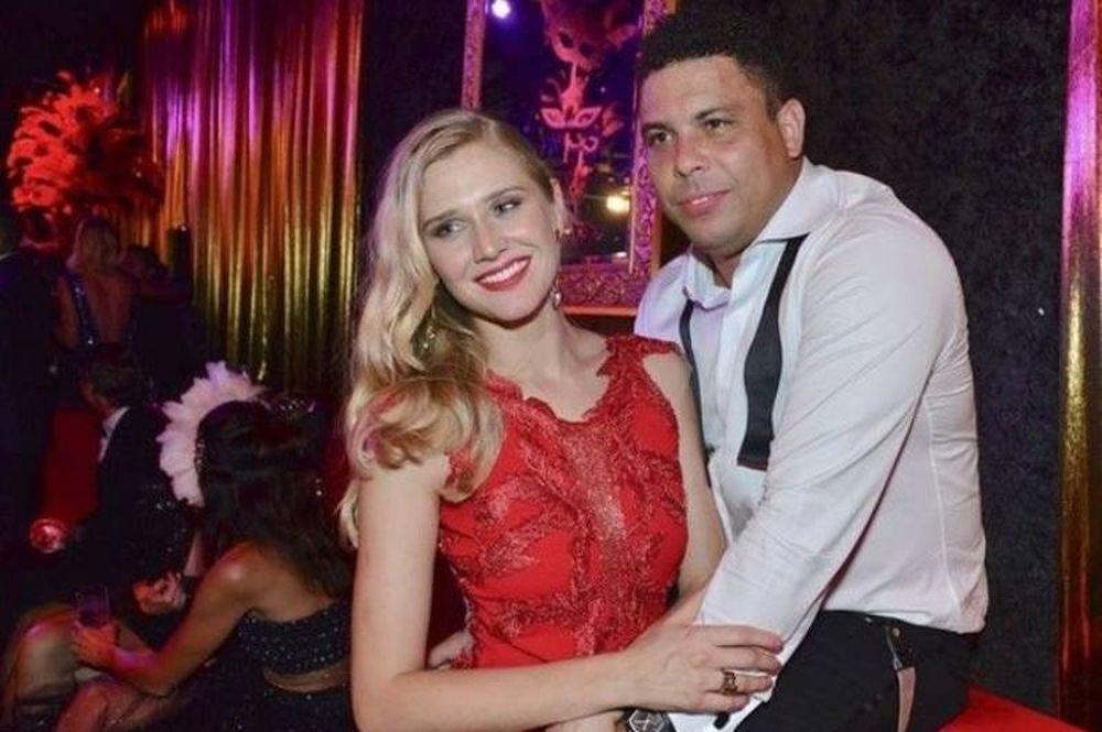 Ρονάλντο: Επισημοποίησε τη σχέση του με την ξανθιά Σελίνα (photos)