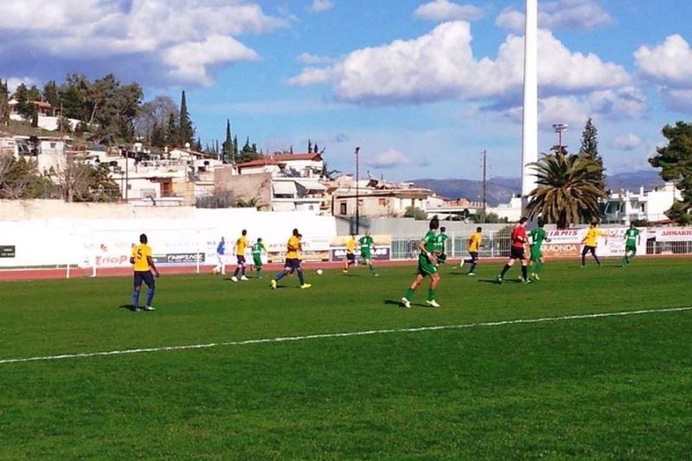 Παναργειακός-Αστέρας Τρίπολης 0-0 (video)