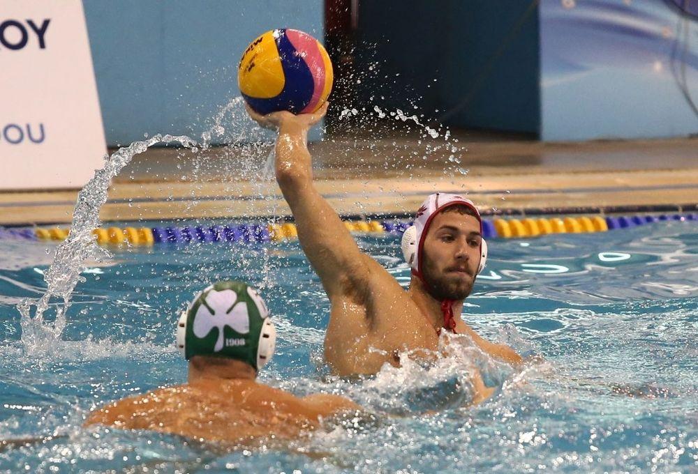 Α1 Πόλο Ανδρών: Ολυμπιακός - Παναθηναϊκός 16-7 (photos)