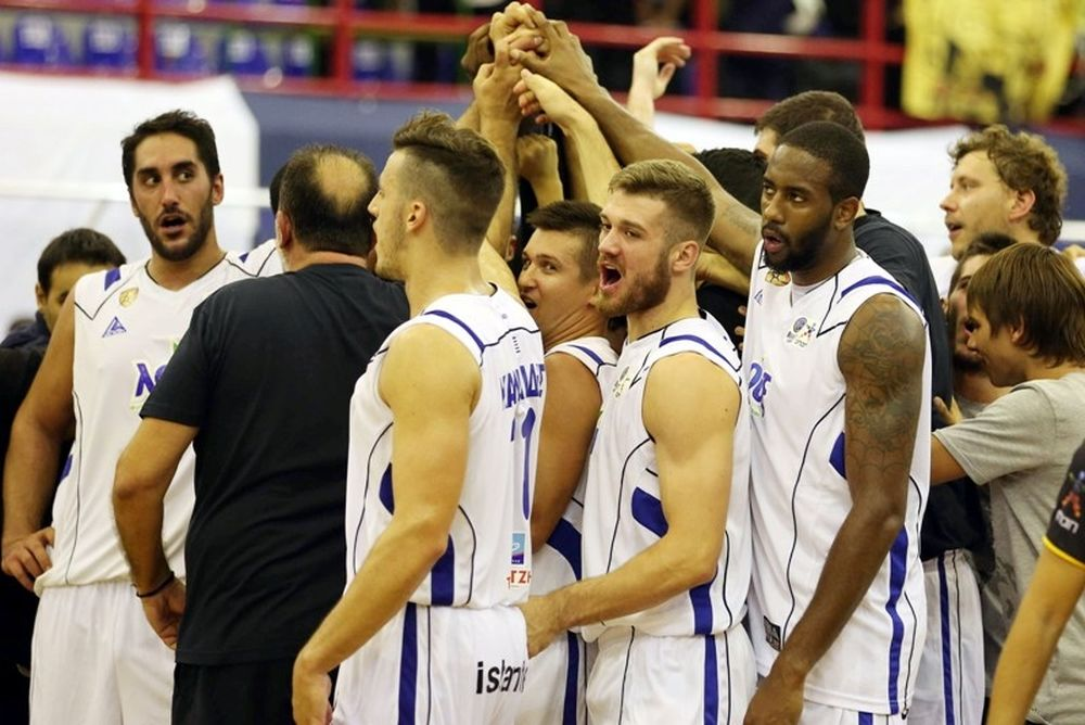 Basket League: Κόροιβος Αμαλιάδας - Τρίκαλα BC 80-58 (photos)