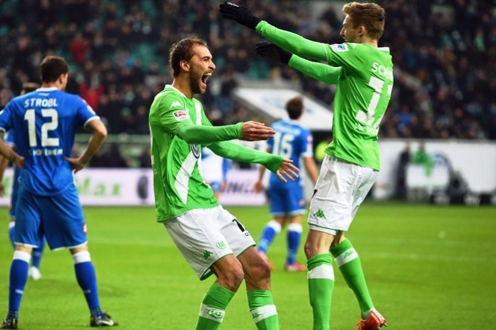Βόλφσμπουργκ – Χόφενχαϊμ 3-0 (video)