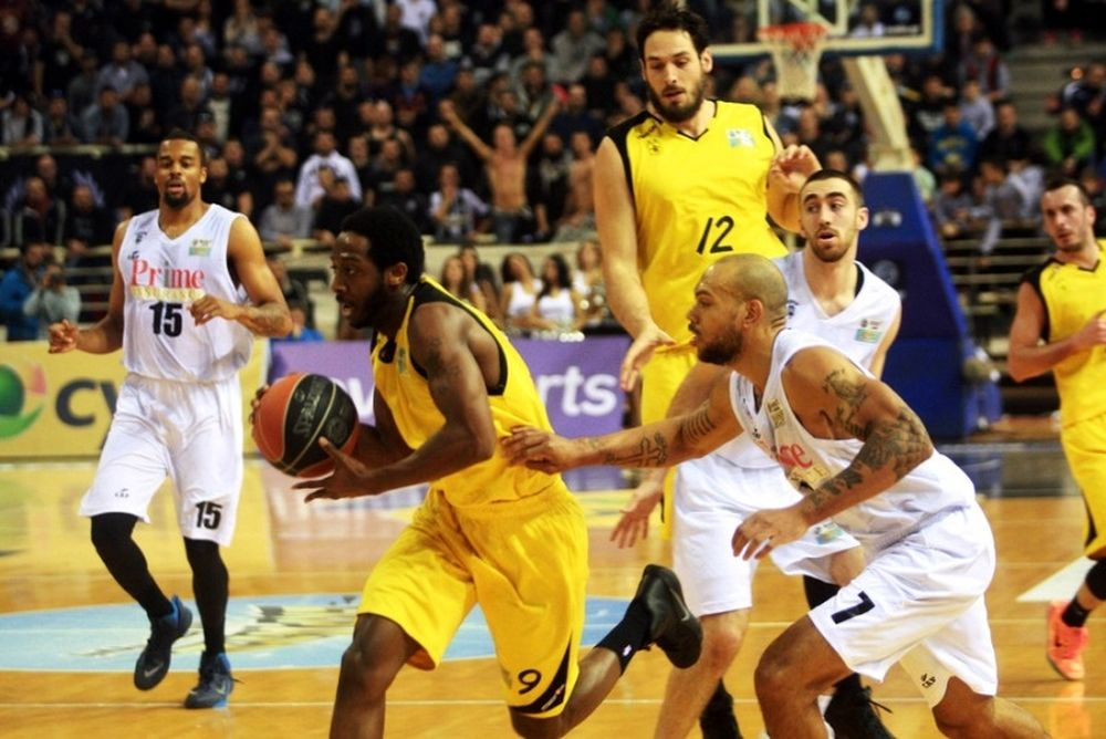 Basket League: ΠΑΟΚ - Άρης 77-78 (photos)