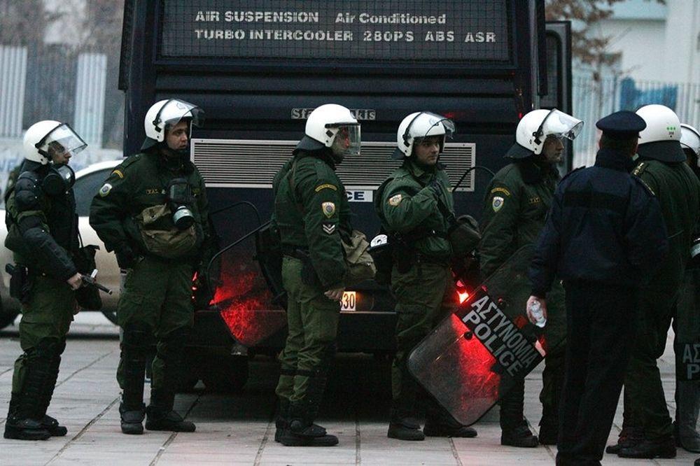 ΠΑΟΚ - Ολυμπιακός: Τα μέτρα της Αστυνομίας για το ντέρμπι