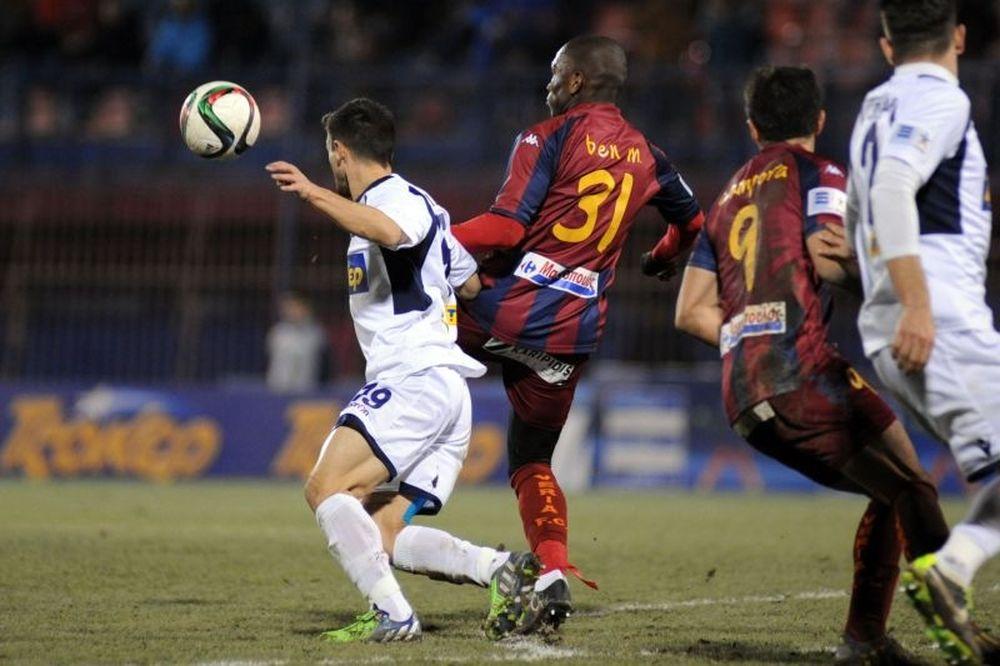 Βέροια – Ατρόμητος 1-1: Τα γκολ του αγώνα (video)