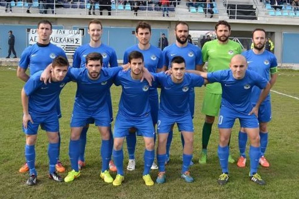 Οικονόμος Τσαριτσάνης-ΑΕ Καραϊσκάκης 0-0