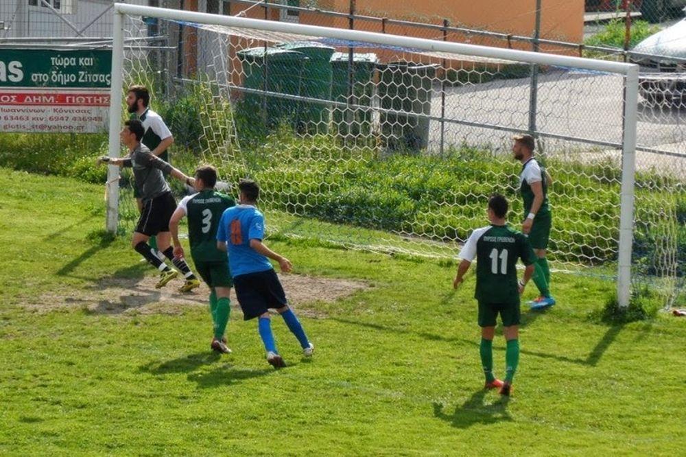Βατανιακός-Μακροχώρι  1-0
