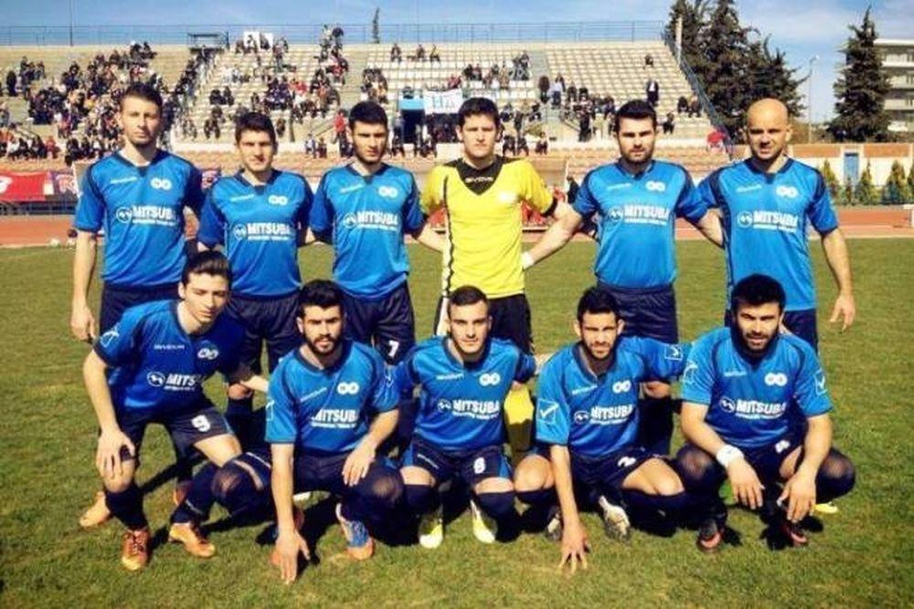 Ηρακλής Αμπελοκήπων – Ορφέας Ελευθερούπολης 1-0