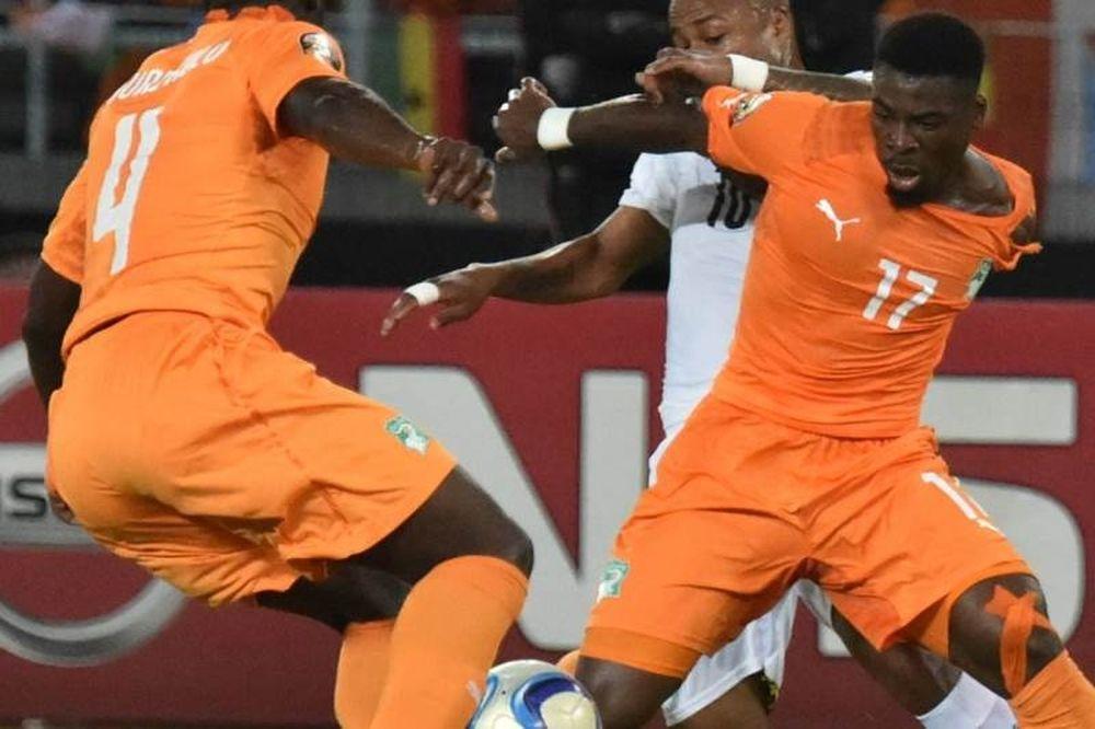 Ακτή Ελεφαντοστού – Γκάνα  0-0 (9-8 πέν)